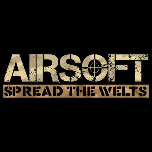 Airsoft: Spread The Welts Black Art Preview