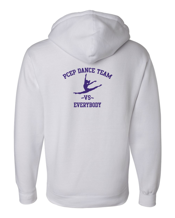 Pullover Hoodie White PCEP vs Everybody Light pullover-hoodie