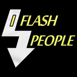 I FLASH PEOPLE Black art preview