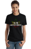 Ladies Black 4:19 (Give Me A Minute!) - Marijuana Pot Smoking Fan  T-shirt