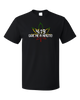 Standard Black 4:19 (Give Me A Minute!) - Marijuana Pot Smoking Fan  T-shirt