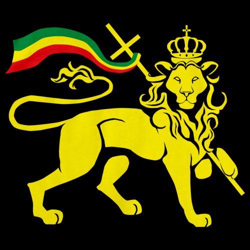 Rasta Lion Of Judah T-shirt – Ann Arbor Tees