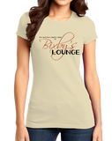 Girly Natural Shipwrecked - Happy Hour at Bixby's Lounge T-shirt