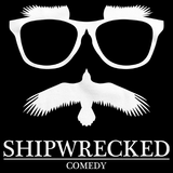 Shipwrecked Logo Crewneck Black Art Preview