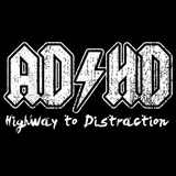AD/HD RITALIN A.D.D JOKE Black art preview