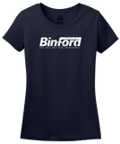Ladies Navy Binford Tools T-shirt
