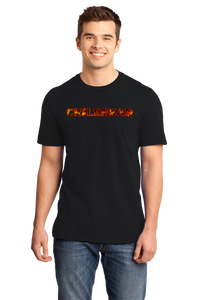 Standard Black Chilehead - Ghost Pepper Trinidad Scorpion Spicy Chipotle Fan T-shirt
