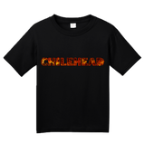 Youth Black Chilehead - Ghost Pepper Trinidad Scorpion Spicy Chipotle Fan T-shirt