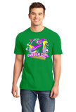 Standard Green Clever Girl - Radical 90s Raptor - Dinosaur Rampage Fan T-shirt