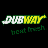 DUBWAY, BEAT FRESH Black art preview