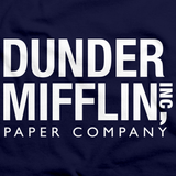 Dunder-Mifflin Paper Company Navy art preview
