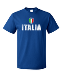 Standard Royal Italia / Italy Soccer - Italian Pride Love World Cup Futbol Fan T-shirt