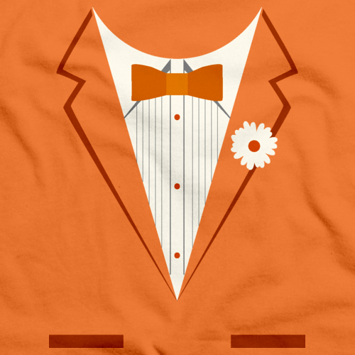 Orange Tuxedo Orange art preview