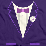 Purple Tuxedo  Purple art preview