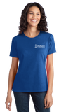 Ladies Royal Sbd Royal Blue T Shirt T-shirt