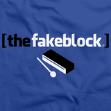 The Fakeblock Arrested Development Fan T-shirt Royal art preview