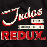 Judas Redux Logo Black art preview
