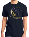 Standard Navy Stars are Dead, Like Your Dreams T-shirt