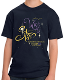 Youth Navy Stars are Dead, Like Your Dreams T-shirt