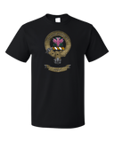 Standard Black Clan Boyle - Scottish Pride Heritage Ancestry Family Clan Boyle T-shirt