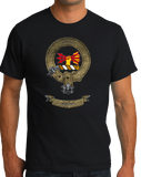 Standard Black Clan Brodie - Scottish Pride Heritage Ancestry Clan Brodie T-shirt