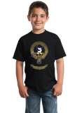 Youth Black Clan Cathcart T-shirt