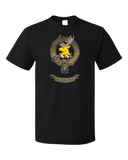 Unisex Black Fraser of Lovat Clan - Scottish Pride Clan Fraser of Lovat T-shirt