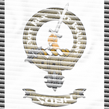 Gunn Clan - Scottish Pride Heritage Ancestry Clan Gunn Black Art Preview