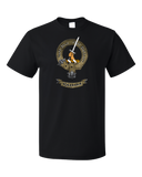 Standard Black Gunn Clan - Scottish Pride Heritage Ancestry Clan Gunn T-shirt