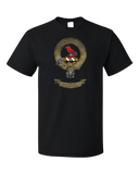 Standard Black Macdonnell of Glengarry Clan - Scottish Pride Heritage Clan T-shirt