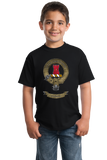 Youth Black Maclean Clan - Scottish Pride Heritage Family Clan Maclean T-shirt