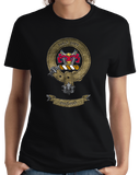 Ladies Black MacLeod Clan - Scottish Pride Heritage Ancestry Clan Macleod T-shirt