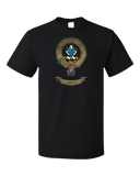 Standard Black Clan Ogilvy - Scottish Pride Heritage Family Clan Ogilvy T-shirt