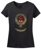 Ladies Black Clan Scott - Scottish Pride Heritage Ancestry Clan Scott T-shirt