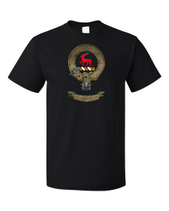 Standard Black Clan Scott - Scottish Pride Heritage Ancestry Clan Scott T-shirt