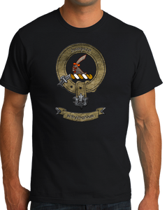 Standard Black Clan Scrymgeour - Scottish Pride Heritage Clan Scymgeour T-shirt