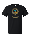 Standard Black Clan Sempill - Scottish Pride Heritage Family Clan Sempill T-shirt