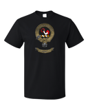 Standard Black Clan Skene - Scottish Pride Heritage Family Name Clan Skene T-shirt