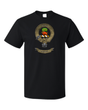 Standard Black Clan Swinton - Scottish Pride Heritage Family Clan Swinton T-shirt