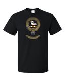 Standard Black Clan Wemyss - Scottish Pride Heritage Family Clan Wemyss T-shirt