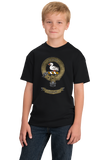 Youth Black Clan Wemyss - Scottish Pride Heritage Family Clan Wemyss T-shirt