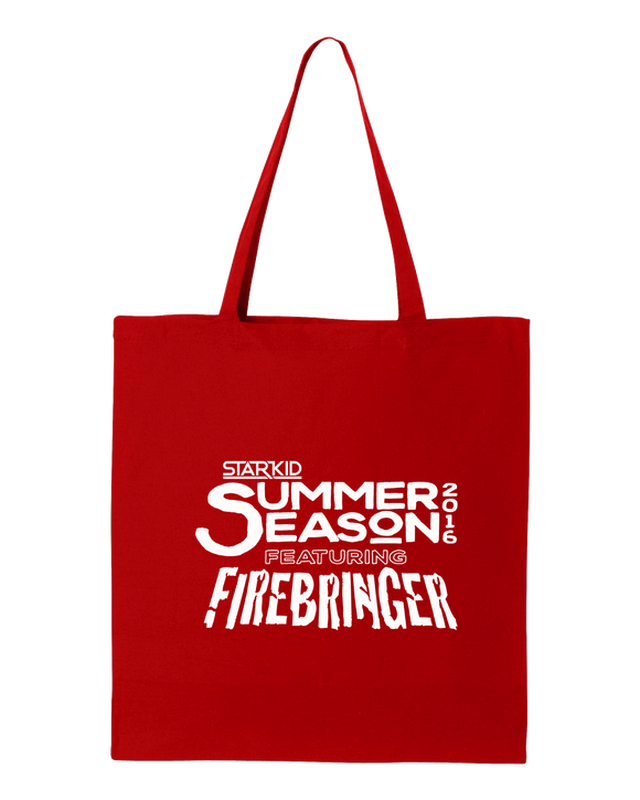 Tote Red Firebringer Summer Season 2016 Tote