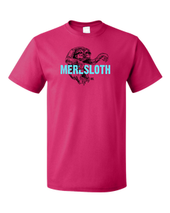 Standard Hot Pink StarKid 1-2-3Ever Meresloth T-shirt