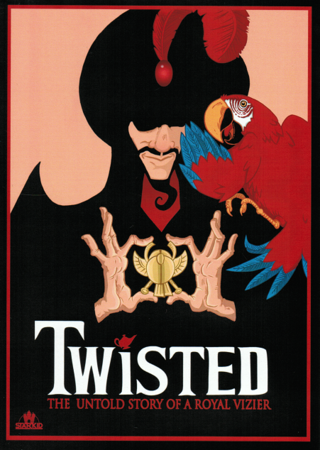StarKid Presents 'Twisted: The Untold Story of a Royal Vizier' DVD product shot