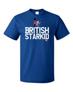 Standard Royal StarKid BRITISH STARKID T-shirt