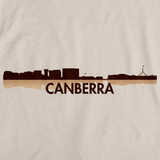 Canberra, Australia City Skyline Natural art preview