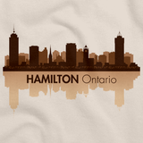 Skyline of Hamilton, Ontario Natural art preview