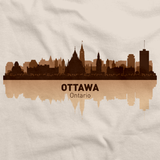 Ottawa, Canada City Skyline Natural art preview