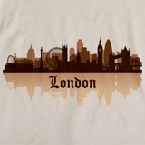 London, England City Skyline Natural art preview