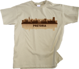 Youth Natural Pretoria, South Africa City Skyline - South African Capital City T-shirt